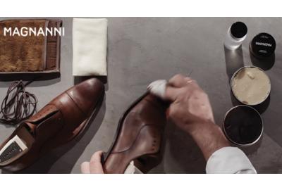 Zo onderhoud je jouw Magnanni schoenen
