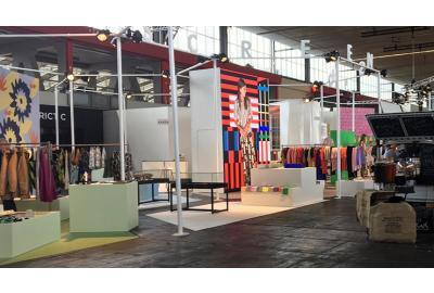Een kijkje achter de schermen bij de Modefabriek.