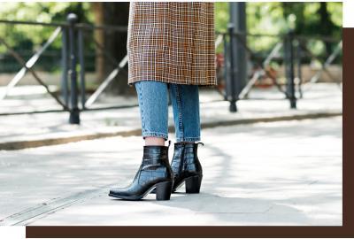 Hoe draag je de City Western schoenentrend?
