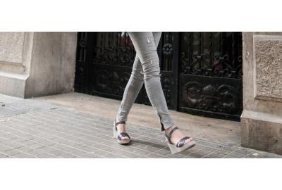 Trend: zoek het hogerop met platform-schoenen