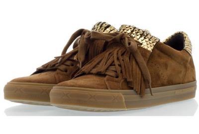 Trendy de zomer van 2016 in met franjes aan je schoenen