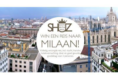Win jij een weekendje naar Milaan?