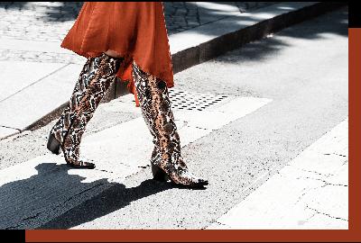 Damesschoenen trends najaar 2019