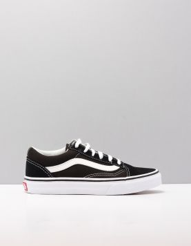 Vans Old School Schoenen Met Veters V00w9t6bt Black-white 112471-08 1