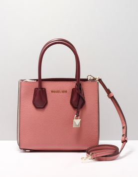 Michael Kors Mercer M.messenge Tassen 30h8tm9mst Rose-multi 115503-67 1