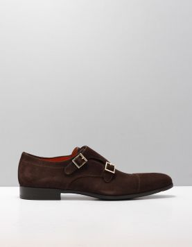 Santoni 10686-william Nette Schoenen Syw T50 T.moro 108173-14 1