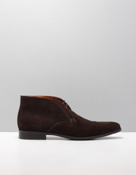 Santoni 07416-william Nette Schoenen Syw T50 T.moro 102295-14 1