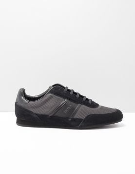 Boss Green Lighter Lowp Sneakers 001 Black 115419-08 1
