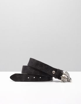 B.belt Bb0746l88 Riemen 790 Black 115383-08 1