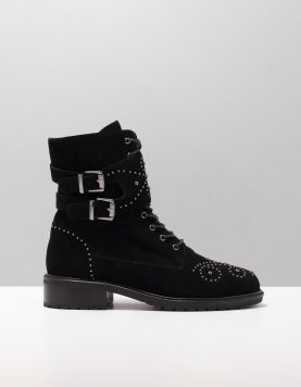 Di Lauro Georgia Boots 1841645 Black 115280-04 1