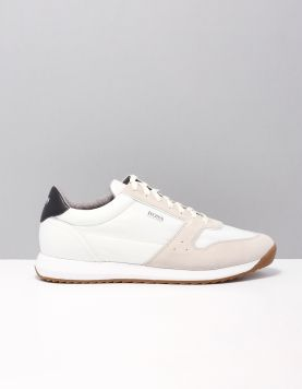 Boss Green Sonic Run Sneakers 100 Off White 115417-50 1
