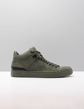 Blackstone Qm87 Sneakers D.green 114968-84 1