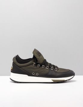 Barracuda Bu3140 Sneakers 772 Nero-oliva 114932-89 1