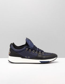 Barracuda Bu3140 Sneakers Xxx Nero-blue 114932-79 1