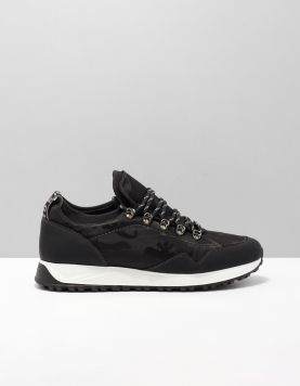 Nubikk Elliot Camo Sneakers Black 114891-08 1