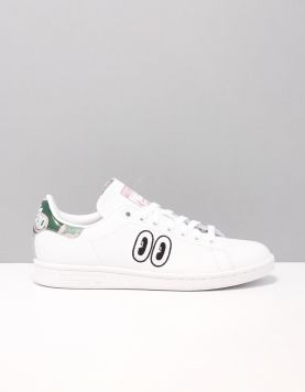 Adidas Stan Smith Sneakers Cm8415 White-soft Vision 115536-50 1