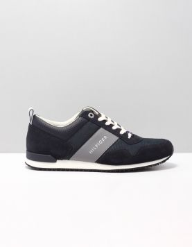 Hilfiger Iconic Runner Sneakers Fm0fm02273-403 Midnight 116717-71 1