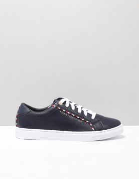 Hilfiger Corporate Detail Sneakers Fw0fw04149-403 Midnight 116716-71 1