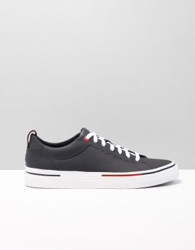 Hilfiger Corporate Leather Sneakers Fm0fm02285-403 Midnight 116710-71 1
