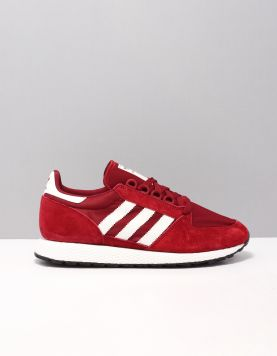 Adidas Forest Grove Sneakers Cg5674 Collegiate Burgundy 115544-61 1