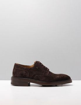 V.bommel 17093 Sneakers 00 Darkbrown 114721-14 1