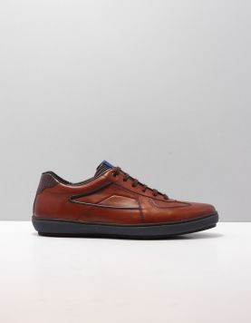 Floris Van Bommel 16189 Sneakers 03 Darkcognac 114697-13 1