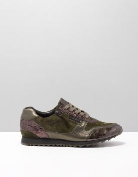 Hassia 6-301915 Sneakers 5500 Olive 114670-89 1