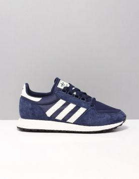 Adidas Forest Grove Sneakers Cg5675 Collegiate Navy 115544-71 1