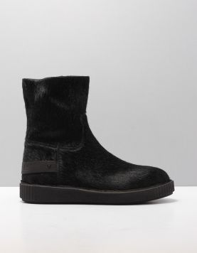 Shabbies 181020117 Boots 0004 Black 114613-08 1