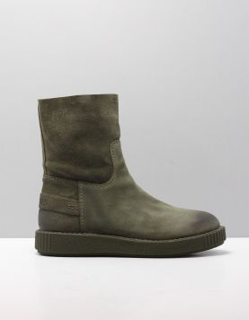 Shabbies 181020118 Boots 7050 Green 114612-84 1