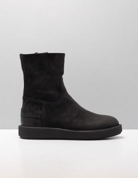 Shabbies 181020118 Boots 0001 Black 114612-04 1