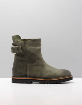 Shabbies 181020134 Boots 7050 Green 114611-84 1