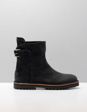 Shabbies 181020134 Boots 0001 Black 114611-04 1
