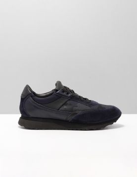 Santoni 20889-flow Sneakers Hdn U60 Navy 114488-71 1