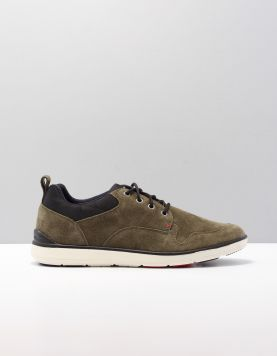 Hilfiger L.weight Sneaker Sneakers 010 Olive Night 114403-84 1