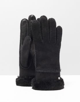 Ugg Seamed Glove Handschoenen 17371 Black 114353-04 1