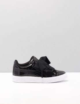 Puma Basket Patent Ps Schoenen Met Veters 366352-01 Black 113960-05 1