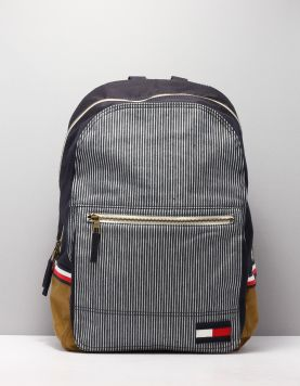 Hilfiger Tommy Backpack Tassen Am0am03130901 Denim 113714-76 1