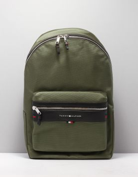Hilfiger Elevated Backpack Tassen Am0am02963307 Olive 113713-83 1