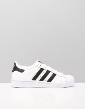 Adidas Superstar Schoenen Met Veters Ba8378 White-black 113554-50 1