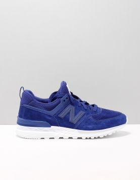 New Balance Ms574 Sneakers Blb Blue 113458-72 1