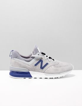 New Balance Ms574 Sneakers Blg Grey 113458-24 1