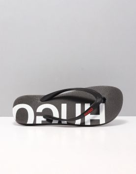Hugo On Fire Thing Slippers 001 Black 115679-08 1