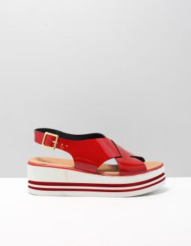 Cypres 4399 Slippers 1913720 Rosso 116220-65 1