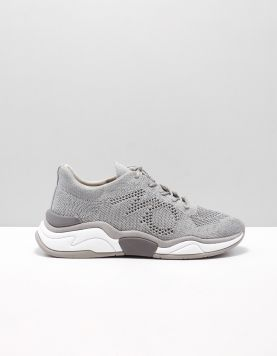 Marccain Lb.sh.16.m09 Sneakers 800 Silver 115634-23 1