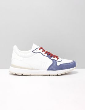 Woolrich Jogger Sneakers Wf4001-405 Sea-white 116141-59 1