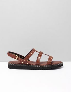 Vivian Ray S182 Slippers 1914525 Brown 116035-13 1