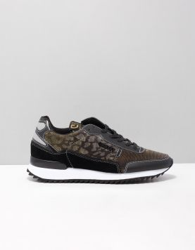 Cruyff Rip Runner Sneakers Cc7361191390 Black Gold 115921-09 1