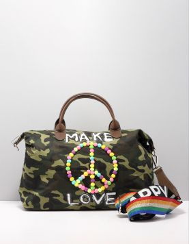 Stuff Maker Make Love Shopper Tassen Camouflage 115879-89 1