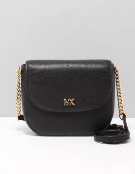 Michael Kors Half Dome X-body Tassen 32s8gf5c0l Black 115755-08 1